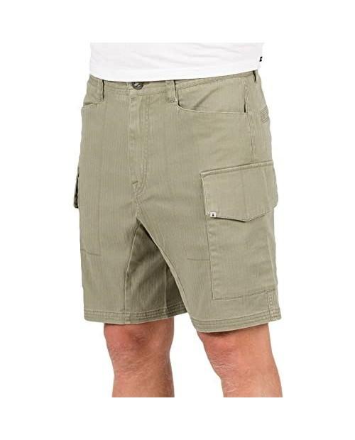 Volcom Men's Base Cargo Chino Short
